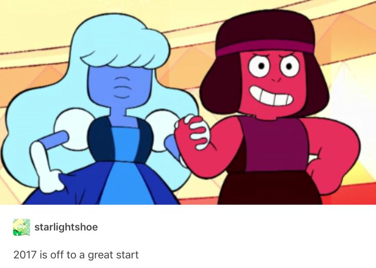 Ruby and sapphire give me life