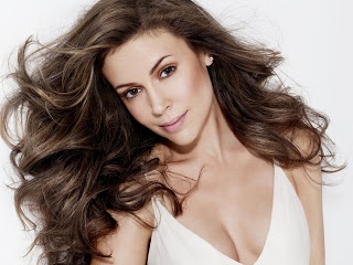 Chatter Busy: Alyssa Milano Quotes