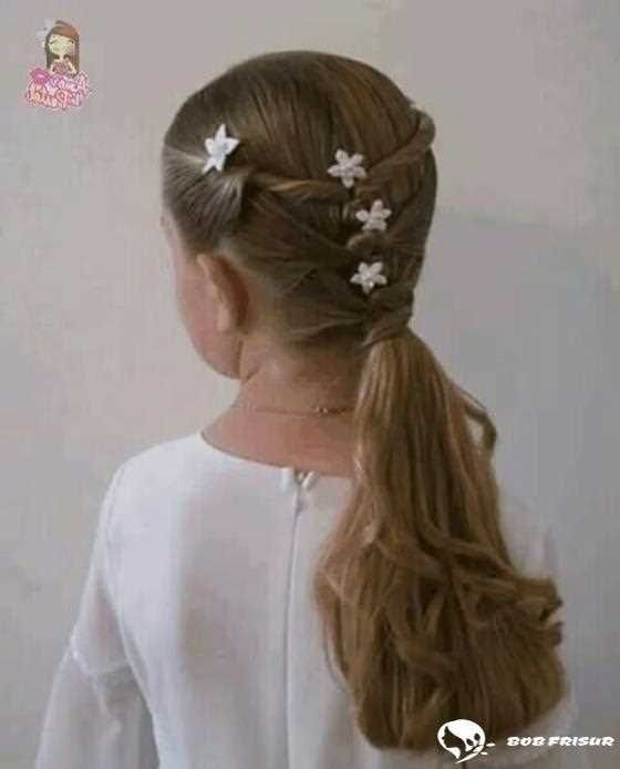 Over 140 plaited hairstyles for little girls make for a shiny look #a #hairs #for #braided # shiny