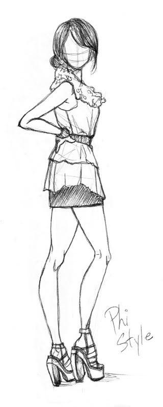 VisualBasic: Blogger Sketch Sunday [Phi Style]