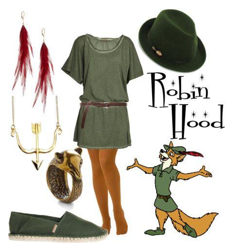 robin hood hat women | Robin Hood - Polyvore