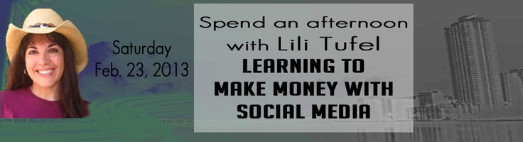 Learning To #MakeMoney With #SocialMedia Class by Lili Tufel in #Hialeah #MiamiFL #Miami #SOBE #MiamiBeach #HollywoodFL #FtLauderdale