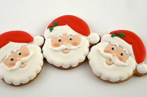 Galletas de Papá Noel
