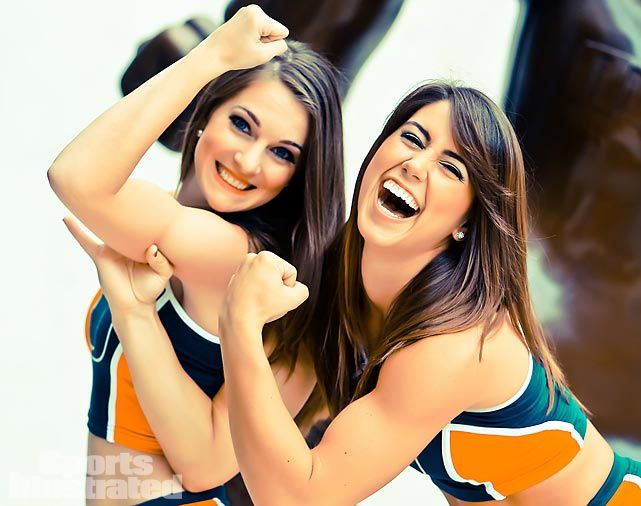 Nicole, Miami (FL) cheerleader | College Cheerleaders | Pinterest ...