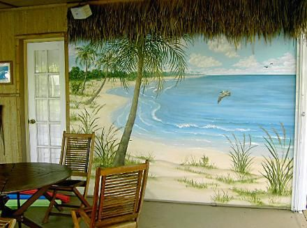 Outdoor Fence Murals Mural Mural On The Wall Inc