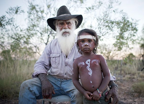 Australia's Indigenous people have the world's most ancient living culture.