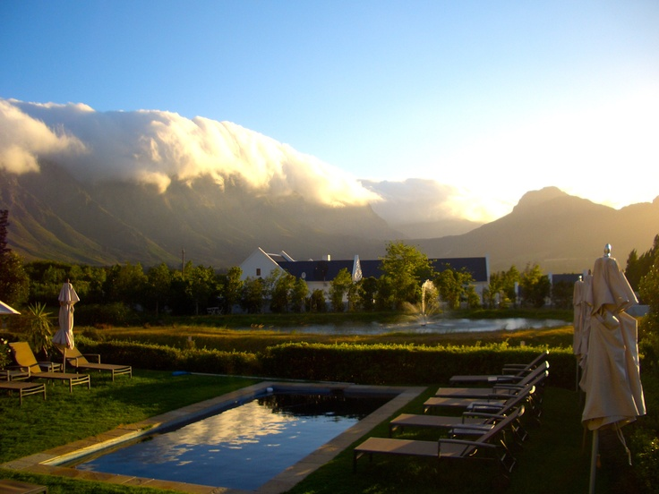 Franschhoek, South Africa (Wine Valley!!!)