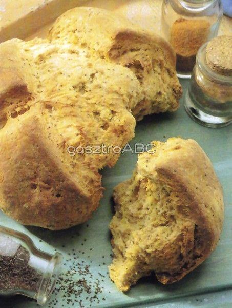 Fűszeres kenyér | Receptek | gasztroABC