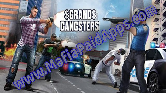 Grand Gangsters 3D 1.8 Apk Mod Money for android    Grand Gangsters 3D Apk  Grand Gangsters 3D is an Action game for android  Download last version of Grand Gangsters 3D Apk Mod Money for Android from MafiaPaidApps with direct link  Download Grand Gangsters 3D from the link below  Welcome to Sin City! Where it all began. Roll up on a dangerous new trip through the city of San Andreas Fault in Grand Gangsters today!  Grand Gangsters puts the dark intriguing and ruthless world of the citys…