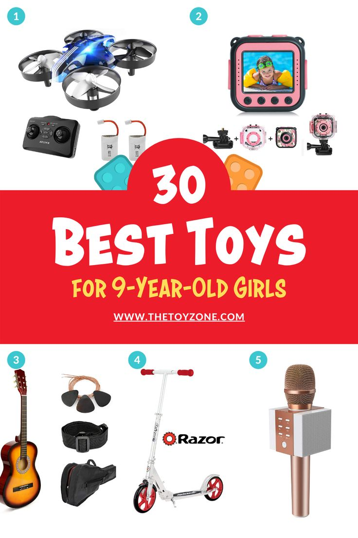 22 best toys for 9yearold girls in 2020 thetoyzone in