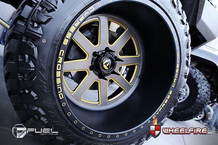 21 Best Fuel Off Road Wheels Images On Pinterest Big