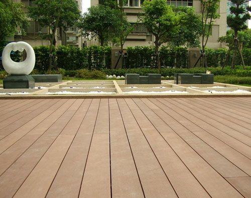 waterproof laminate decking