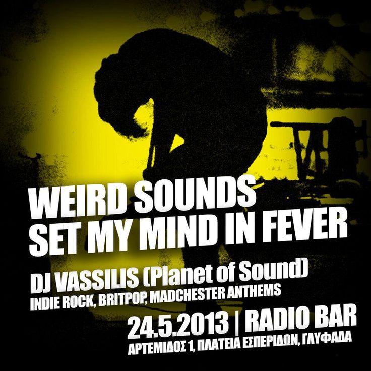 Vassilis Dj Set at Radio Bar in Glyfada (2013)