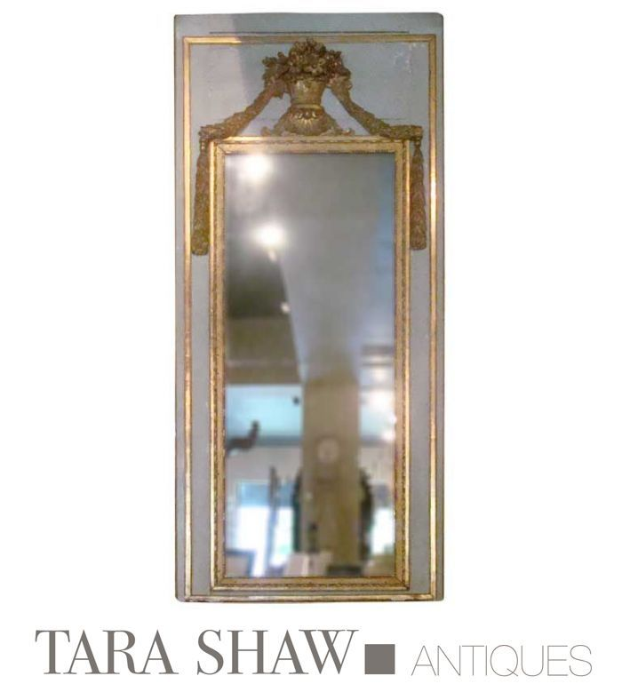 tara shaw lighting. Louis XVI Trumeau With Neoclassical Carving. Tara Shaw Antiques. Lighting D