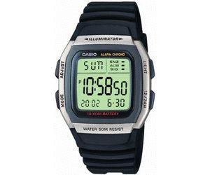CASIO W-96H-1AVES reloj caballero cuarzo, correa caucho negro 26,24 €  Reloj de la marca #Casio que siempre es una referencia en #relojes tanto en #señora como en #caballero, aquí os traemos un reloj apto par el día a día que hará las #delicias de de todo el mundo.   #chollos #moda #ofertas #vintage
