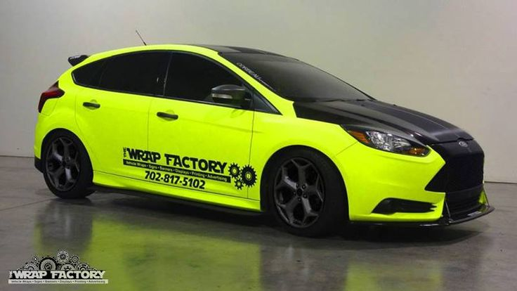 This color is only available from FELLERS. Wrapped by The Wrap Factory. https://www.facebook.com/Thewrapfactorylv   Material used: Arlon 2600LX UPP Matte Hi-Liter Yellow