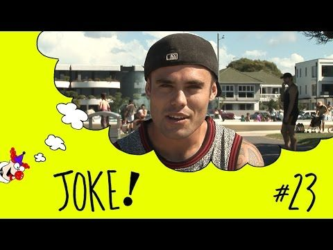 ▶ Joke #23 - YouTube