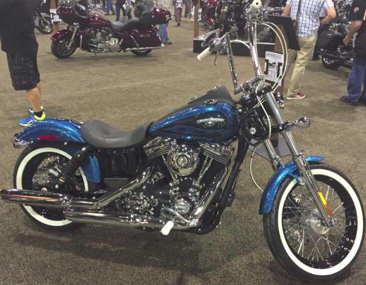 2016 Harley Davidson Fxdb Custom Dyna Street Bob: Harley Davidson Dyna Street Bob
