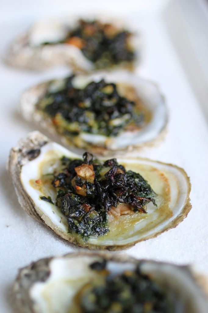 how to cook oysters healthy