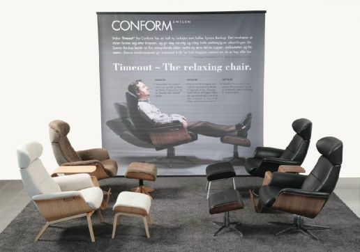 Eijerkamp Collectie Relaxfauteuil Time Out Relaxfauteuil