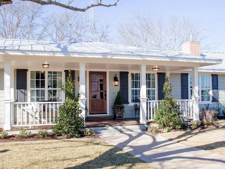 31 Curb Appeal Tips We Learned From Fixer Upper