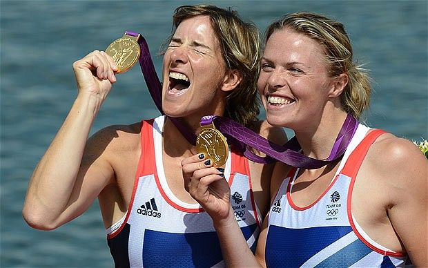 Team GB's gold medal winners at London 2012 Olympics - Telegraph