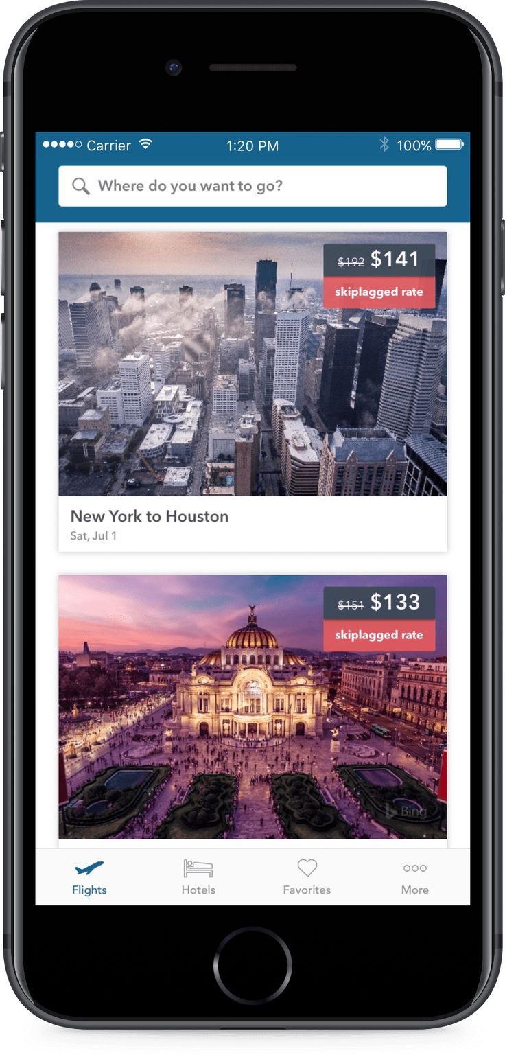 Skiplagged is an airfare search engine for cheap flights, showing hidden city ticketing trips in addition to what sites like Expedia, KAYAK, and Travelocity show you. Save up to 80% on airfare today!