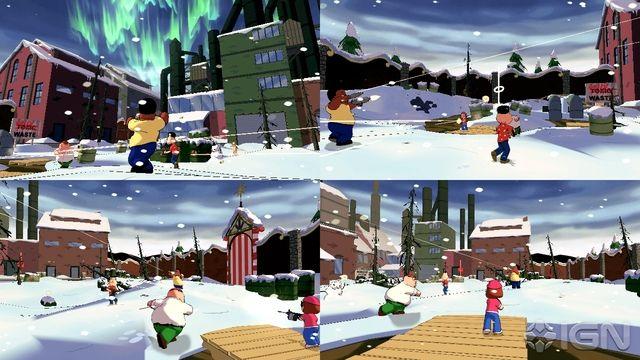 Muy pronto de la mano de Activision tendremos un juego de la serie Family Guy para esta generacion de consolas (PS3, Xbox360) el cual estara basado en 2 de los episodios mas alcamados de la serie, Road to the Multiverse y The Big Bang Theory. Hace tiempo tubimos un juego de la serie en Xbox y PS2 el cual no tubo buena aceptacion por dificultades en la movilidad y monotonia. Deseamos que no se repita la situacion