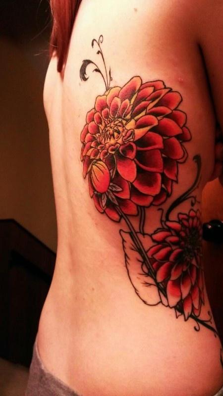 best 25 marigold tattoo ideas on pinterest. Black Bedroom Furniture Sets. Home Design Ideas