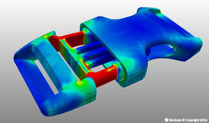 Best Fea Finite Element Analysis  Solid Mechanics Images On