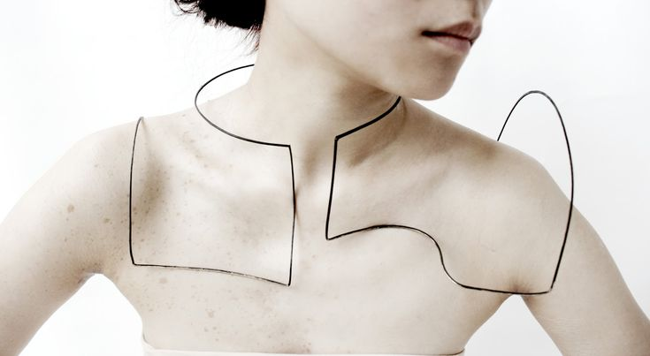// Dorry Hsu necklace