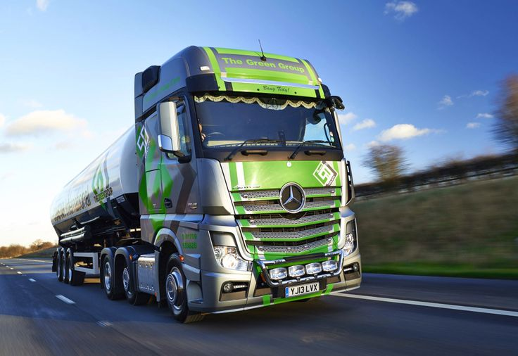 1851 actros