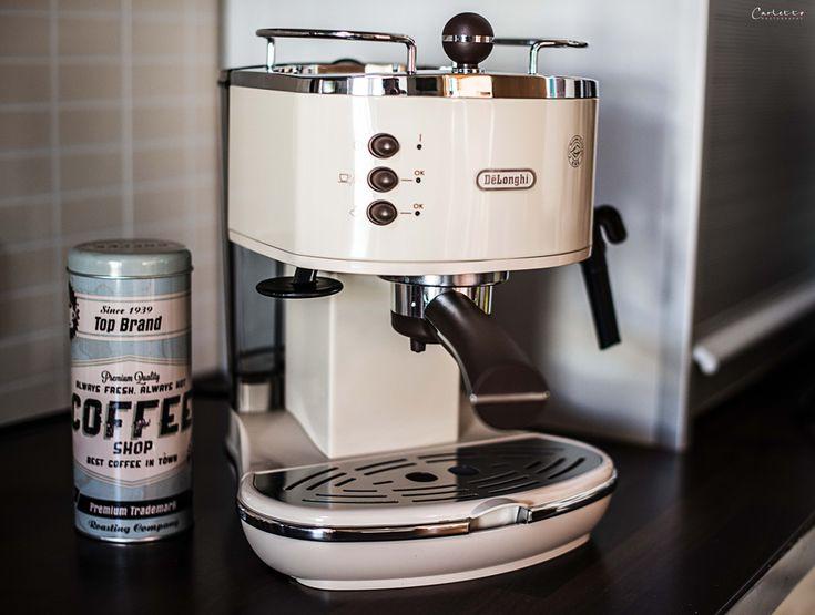 delonghi icona vintage kaffeemaschine vintage coffee maschine k chenhelfer ger te. Black Bedroom Furniture Sets. Home Design Ideas