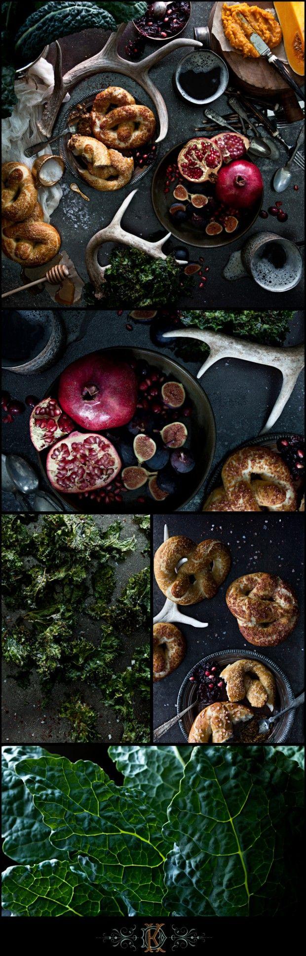 My Fall Still Life food styling work with photog Kimberly Davis