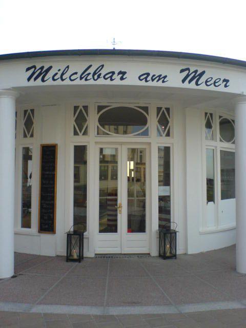 Norderney- Milchbar-