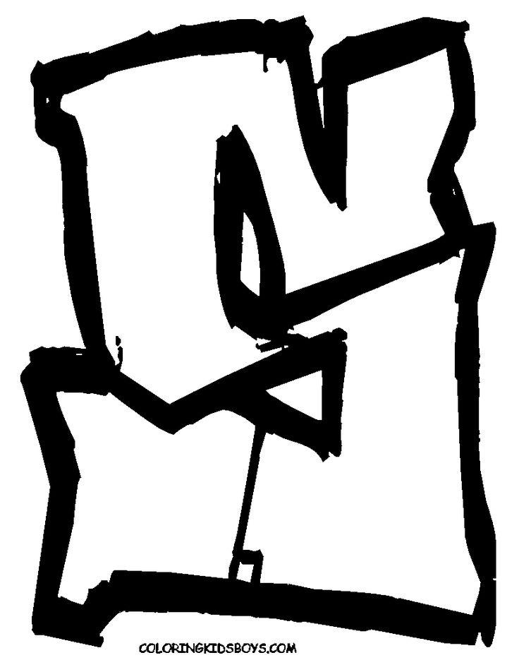 Letter Art Design : Graffiti letters s