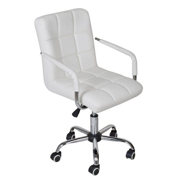 Relax On Your Rolling Office Chair Rolling Office Chair White Modern Office White Office Chair