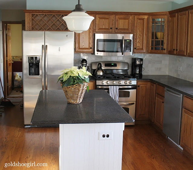 Beautiful Kitchen Wall Colors With Oak Cabinets: 96 Best Kitchen Images On Pinterest