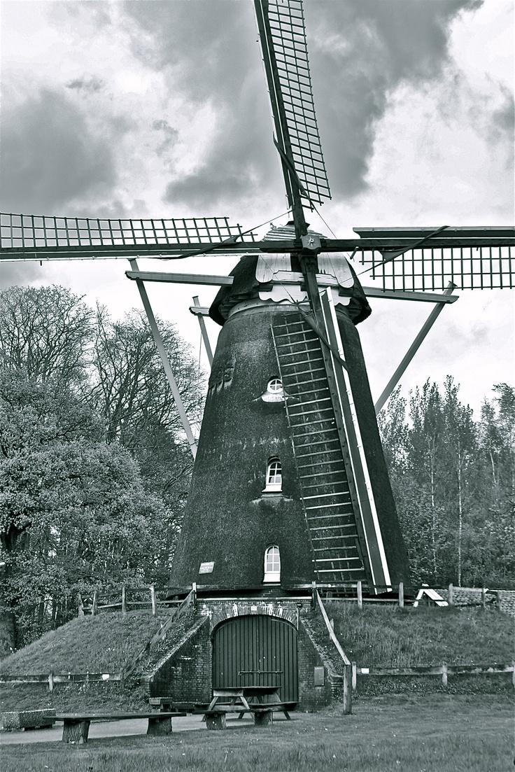 Lonneker Windmill