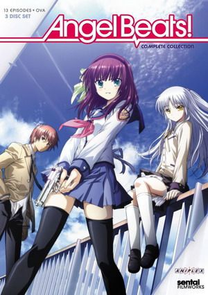 Angel Beats  A hilarious and touching anime with memorable characters and moments.