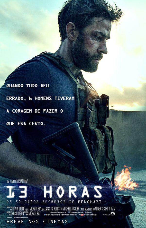 '13 Horas: Os Soldados Secretos de Benghazi', no dia 11 de setembro de 2012, em..