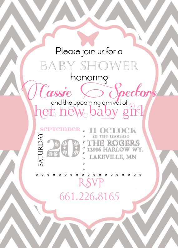 25+ parasta ideaa Pinterestissä Free baby shower invitations - baby shower invitations templates free