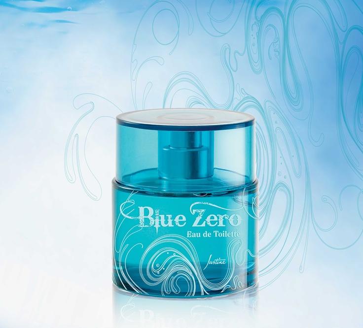Blue Zero Eau de Toilette  100 ml   Code 4432  http://www.justine.co.za/PRSuite/home_page.page