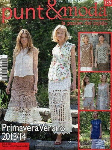 Punto & Moda № 135»