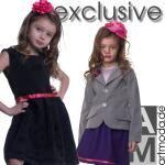 AM artmoda #exklusive #Mädchen #Mode mit Stil!