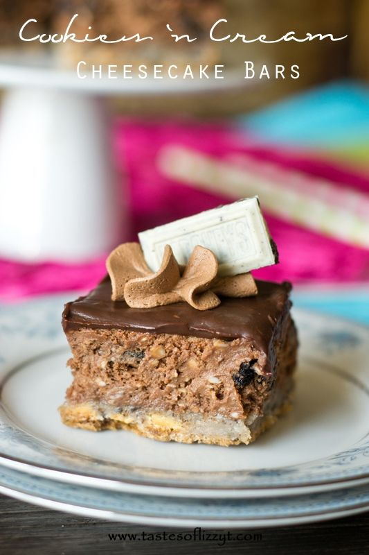 ... Cookies Dough, Cookies N Cream Cheesecake Bar, S'Mores Bar, Chocolates