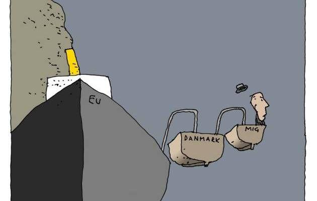 De unge politikere mangler europapolitiske visioner - Morten Helveg Petersen