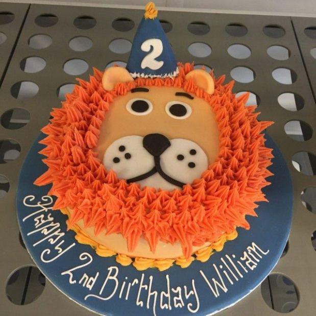 Brilliant 27 Pretty Photo Of Lion Birthday Cake Lion Birthday Cake Lion Funny Birthday Cards Online Alyptdamsfinfo