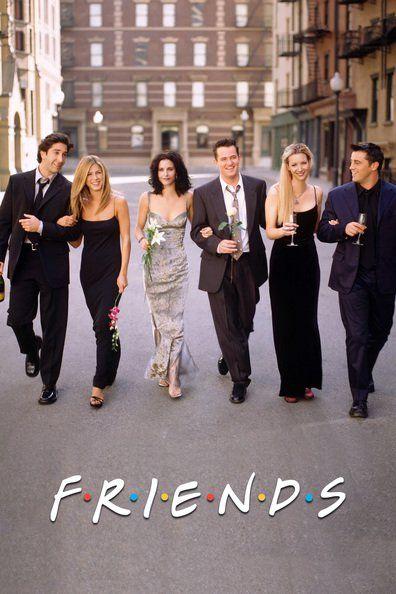 Friends (estilizado «F·R·I·E·N·D·S») es una exitosa serie de televisión estadounidense creada y producida por Marta Kauffman y David Crane. Se emitió por primera vez el 22 de septiembre de 1994 por la cadena NBC y terminó el 6 de mayo de 2004. Trata sobre la vida de un grupo de amigos —Rachel...