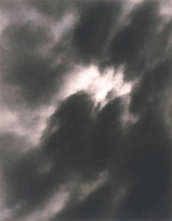 Stieglitz Cloud photographs Equivalent Series, 1930
